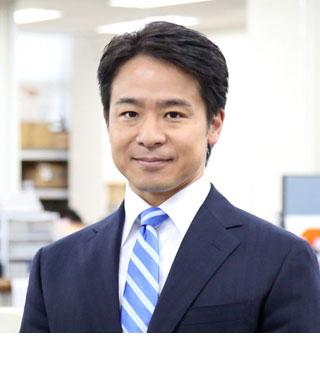 代表取締役社長 檜垣俊行